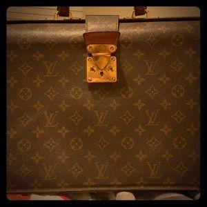 Vintage men's attaché case